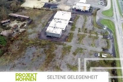 """EXKLUSIVES GEWERBEOBJEKT ! - EHEMALIGE DISKOTHEK """"P2"""" ! - 25.000 m² GRUNDSTÜCK ! - IN MARKT ALLHAU !"""