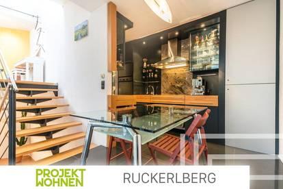 Designer-Wohnung am Fuße des Ruckerlbergs / Modern ausgestattet / Traumlage in Waltendorf