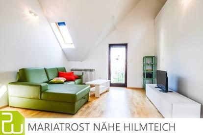 NEUWERTIGE WOHNUNG IN TOP - LAGE | MARIATROST | NÄHE HILMTEICH