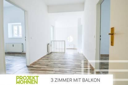 ZENTRALE LAGE! | OPTIMALE WOHNUNG FÜR FAMILIEN! | TOLLER BALKON! | AB MÄRZ VERFÜGBAR!