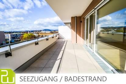 Kalsdorf bei Graz: Urlaub mit Hauptwohnsitz am See mit Badestrand | Provisionsfrei