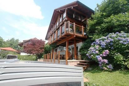 Wunderschönes Landhaus in Ossiach mit Seeblick