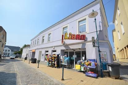 Wohn-u. Geschäftshaus im Zentrum von Zistersdorf