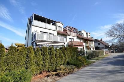 Grünruhelage! Tolle DG Maisonette mit Balkon und Terrasse  in Seyring - Nähe G 3 Shopping Resort Gerasdorf