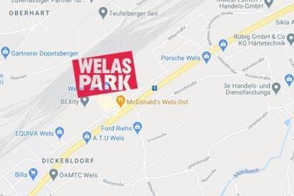 Shopfläche im Welas-Park, 36,79 m² - ab sofort!