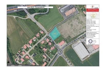 Gewerbegrund Wels-Nord Nähe Bauhaus