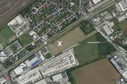 Betriebsbaugebiet in Toplage an B1