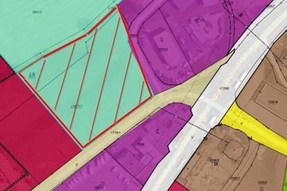 Bauerwartungsland - Betriebsbaugrundstück auf Baurechtsbasis zu vergeben