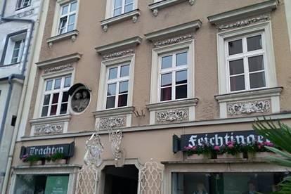 stadtplatzseitiges Geschäftslokal in repräsentativem Bürgerhaus!!