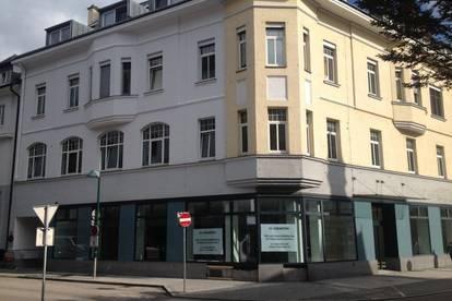 40,5 m² Geschäftsfläche Wels-Zentrum, Bahnhofstrasse / Ecke Maximilienstrasse
