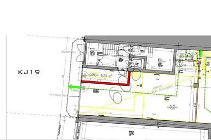Neu entstehende Geschäftsfläche am Kaiser-Josef-Platz - ideal für Dienstleister oder Fachgeschäft