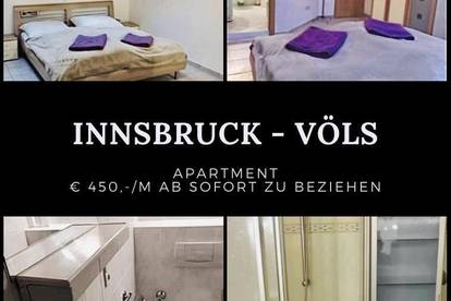 Appartment vollmöbliert