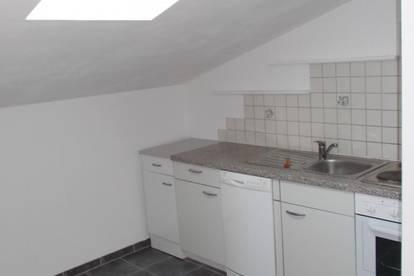 Dachgeschosswohnung mit 2 Schlafzimmer verkaufen!