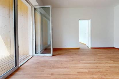 Neubau 3,5-Zimmerwohnung - ideal für Pendler!