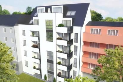 Erstbezug   Wunderschönes Penthouse mit Terrasse in Linz!!