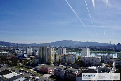 ERSTBEZUG | Moderne 1 Zimmerwohnung mit 8m2 Balkon!