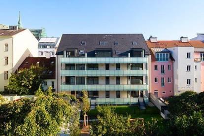 Wunderschöne 3 Zimmerwohnung mit Terrasse + Balkon im Herzen von Linz!!