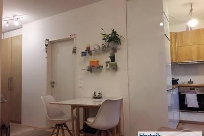 TOP | 1 Zimmerwohnung mit ca. 10 m² Balkon in Linz! Inkl. TG!