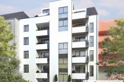 NEUBAU | Schöne 2 Zimmerwohnung mit Balkon in Linz!!