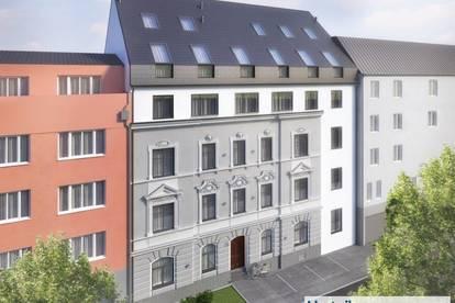 NEUBAU | Moderne 2 Zimmerwohnung mit Balkon in Linz!!