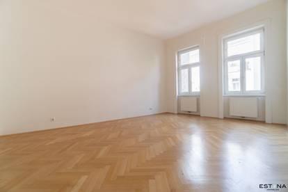 Perfekt aufgeteilte 2 Zimmer Altbauwohnung in Botschaftsviertel