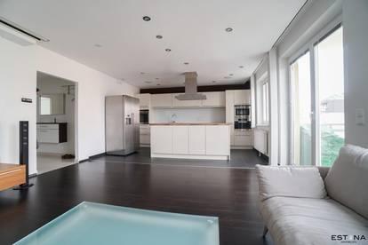 Hochwertig ausgestattete Wohnung mit Balkon und Garagenstellplatz - 3 Zimmer Wohnung
