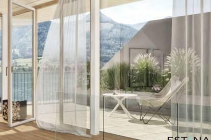 Ideales Ferienapartment mit Seeblick und eigenem Badesteg
