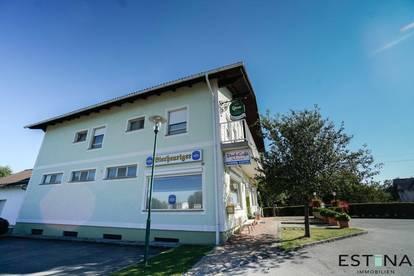 Voll möbliertes Wohnhaus mit Cafe zwischen Eisenberg und Rechnitz