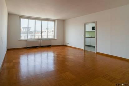 Erstklassige Wohnung in bester Lage nahe dem Schottentor