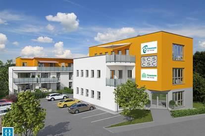 bestens geeignet als Friseursalon - Geschäftsfläche mit ca.66m² in Bruck Waasen/Peuerbach zu vermieten