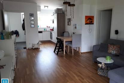 Gemütliche 49,40m² Single - oder Pärchenwohnung mit kleinem Garten in Bad Hall zu vermieten