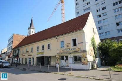 Parkplätze in ruhigem Hinterhof im Zentrum von Wels zu vermieten - Stelzhamerstraße/Bahnhofstraße