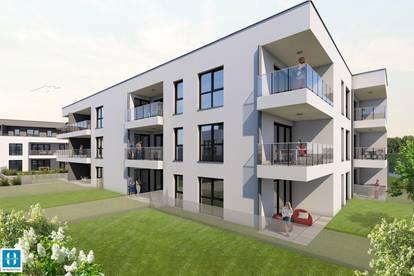 WOHNEN FÜR GENERATIONEN 3 - 49 neue, freifinanzierte Eigentumswohnungen in Schlüßlberg - TOP 22-2