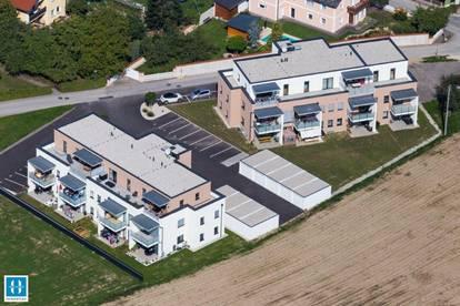 gut aufgeteilte 66m² Erdgeschosswohnung mit kleinem Eigengarten in Hartkirchen - PROJEKT WOHNTRAUM 2018