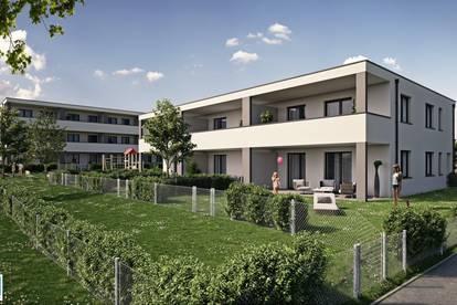 WOHNPARK Wels - 24 neue Mietwohnungen in Wels/Lichtenegg - Top H 1.3
