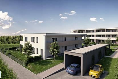 WOHNPARK Wels - 24 neue Mietwohnungen in Wels/Lichtenegg - Top P 1.5