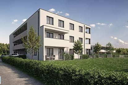 WOHNPARK Wels - 24 neue Mietwohnungen in Wels/Lichtenegg - Top P 1.2