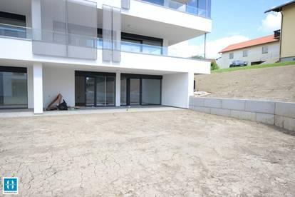 Hochwertig ausgestattete 68m² Neubauwohnung mit Eigengarten und Lichthof zu vermieten - Urban Living Peuerbach