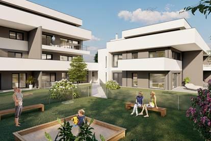 On Top - Leben am Kalvarienberg Grieskirchen - 13 neue Eigentumswohnungen - Top B2