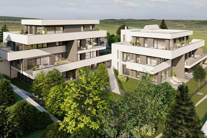 On Top - Leben am Kalvarienberg Grieskirchen - 13 neue Eigentumswohnungen - Top A6 Penthouse