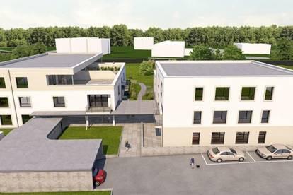 Projekt RIED² - Top A6 80,88m² Wohnung mit Balkon - 22 neue Eigentumswohnungen am Stadtrand von Ried im Innkreis