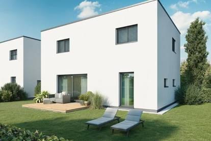 Modernes Wohnen in Garsten, Neubau von 3 Einfamilienhäusern