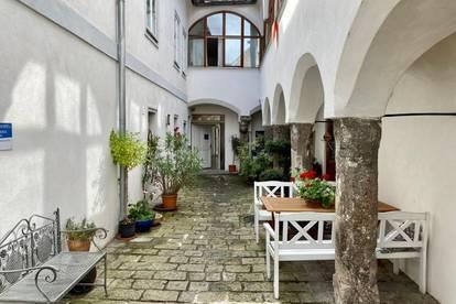 Voll vermietetes Altstadthaus mit Geburtshaus in Steyr / Steyrdorf