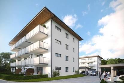 Günstige 3-Raum Neubau-Wohnung in Mühlbach/Hkg.