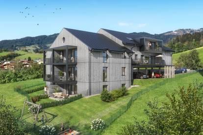 Sonnige 2-Raum Wohnung in Goldegg