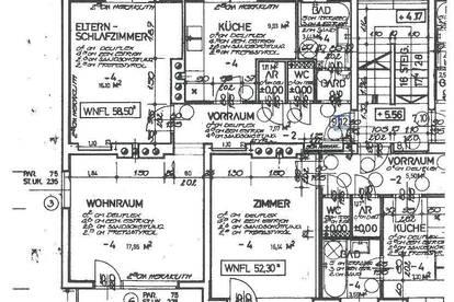 Günstige 3-Raum Wohnung in Lend