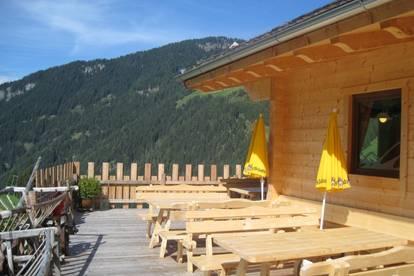 Kleines Ausflugsgasthaus mit Hüttencharakter ideal für jegliche Events