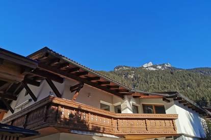 Großzügige 3 Zimmer-Wohnung mit See- und Bergblick