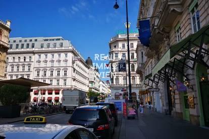 City/Restaurant in prominentester Lage, umgeben von Ministerien, Büros, Einkaufsstraße, Oper, Theater, Museen zu vermieten.