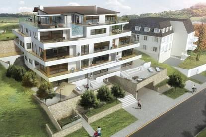 Neubaubauprojekt in Grünruhelage
